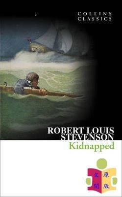 [文閲原版]Kidnapped英文原版 柯林斯經典文學:綁架 Robert Louis Stevenson