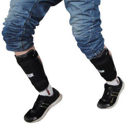 【優上精品】2-20公斤隱形綁腿 可調鉛塊綁腿 負重綁腿 鋼板綁腿 綁腿沙袋(Z-P3220)