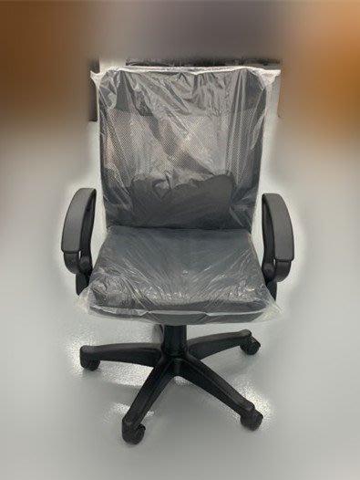 【宏品二手家具】二手家具 家電 EA723Hj*全新黑色小型辦公椅* 各式全新二手OA辦公家具特價 新北台北桃園新竹