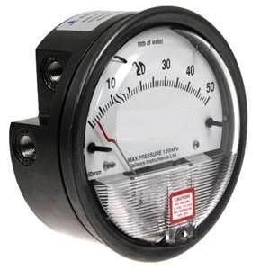 連成錶微壓差計微差壓計空調正負壓錶正壓錶正負壓表正壓表無塵室空氣過濾壓力差冷氣 pressure gauge