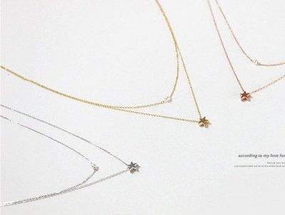 +(結帳後再享折扣)EOS 時尚精品 日系簡約可愛版項鍊 限量款/明星款/韓國/設計師款/新品)鑽石項鍊鑽戒特價衝評價