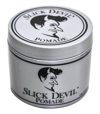 便宜生活館【造型品】Slick Devil 惡魔 (灰) 水洗式髮油113g (油頭) (可超取)
