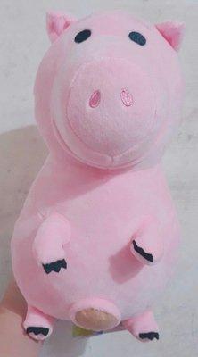 """全新現貨正版 """"玩具總動員火腿豬娃娃豬娃娃 粉紅豬娃娃 迪士尼娃娃高約30公 Costco 好事多娃娃 生日禮物 交換禮"""