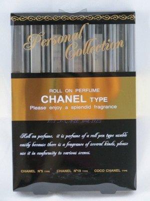*日式雜貨館*日本進口 香奈爾 精緻黑款 CHANEL N°5 N°19 COCO 香水筆 免運費  現貨