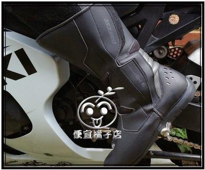 Dainese 長筒基本款車靴 TEMPEST  D-WP 防水車靴 (可刷國旅卡)入門款騎士靴 三重千大@便宜橘子店@
