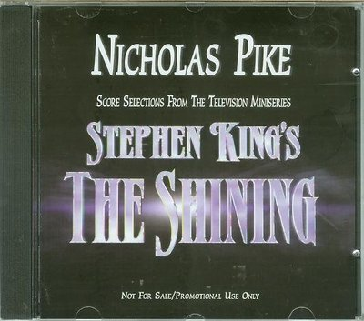 """閃靈(Stephen King's The Shining)""- Nicholas Pike,美版,絕版"