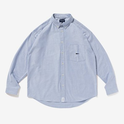 20AW DESCENDANT KENNEDY'S B.D LS SHIRT FULL SIZE DCDT 鯨魚長袖襯衫