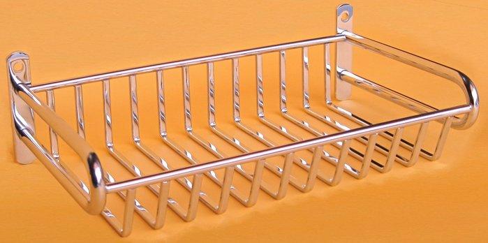 [勞倫斯衛浴生活商場] 不鏽鋼 單抽面紙架 衛生紙架 置物架 L2626  收納 *淋浴拉門、浴櫃*