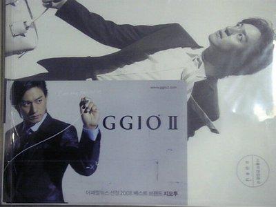 朱鎮模 韓國 GGIOⅡ服裝品牌 2009年春季明信片