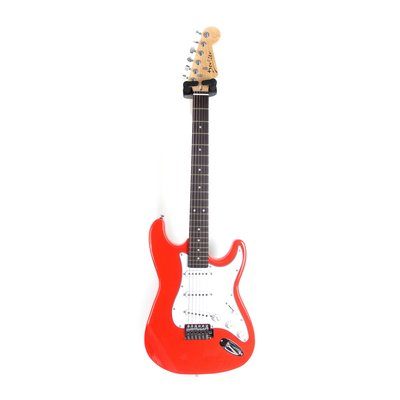 立昇樂器 DEVISER L-G1 電吉他 藍色/紅色/藍色 入門