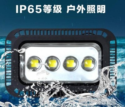 戶外燈 室外防水LED投光燈200W戶...
