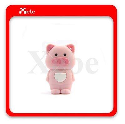 小豬造型可愛隨身碟 - 造型隨身碟 企業禮贈品 客製化商品