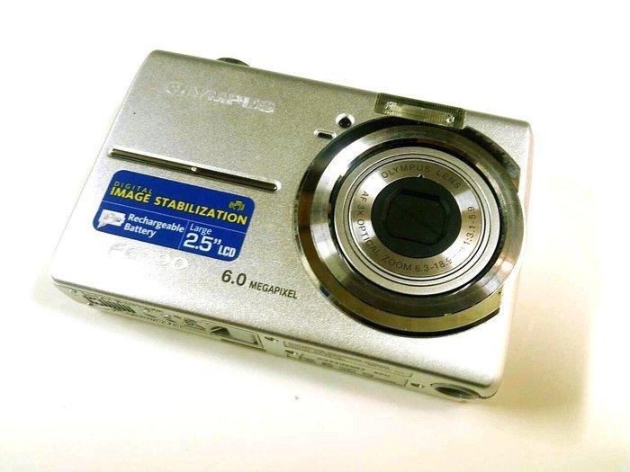 OLYMPUS FE190 數位相機【原廠電池+全新萬用充】歡迎貨到付款