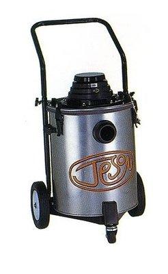 【 川大泵浦 】潔臣 Jeson 新型設計 T-101 工業用吸塵器 (10加侖) 乾溼二用 T101