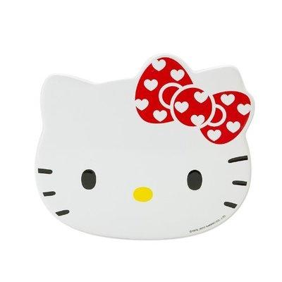 奇蒂喵館 KITTY 凱蒂貓 紅底白點點系列 隔熱墊 陶瓷 日本製 日本進口 全新現貨