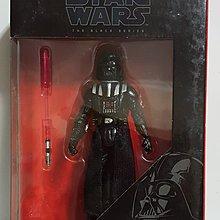 星球大戰Star Wars Darth Vader 3.75吋-Hasbro出品.