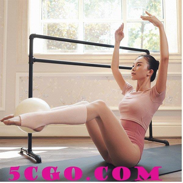 5Cgo【鴿樓】會員有優惠 557855571046  芭蕾舞蹈毛護腿襪套舞蹈練功護膝長短款拉丁保暖襪套 兩雙一組
