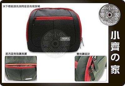 小齊的家 Kamera佳美能 相機 攝影機 DV 輕巧腰側兩用遊俠包 內層24x11.5x19.5cm,BR01