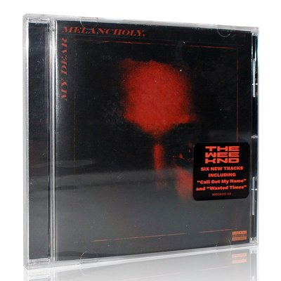 百惠雜貨店 現貨正版 威肯專輯 The Weeknd My Dear Melancholy EP唱片 CD