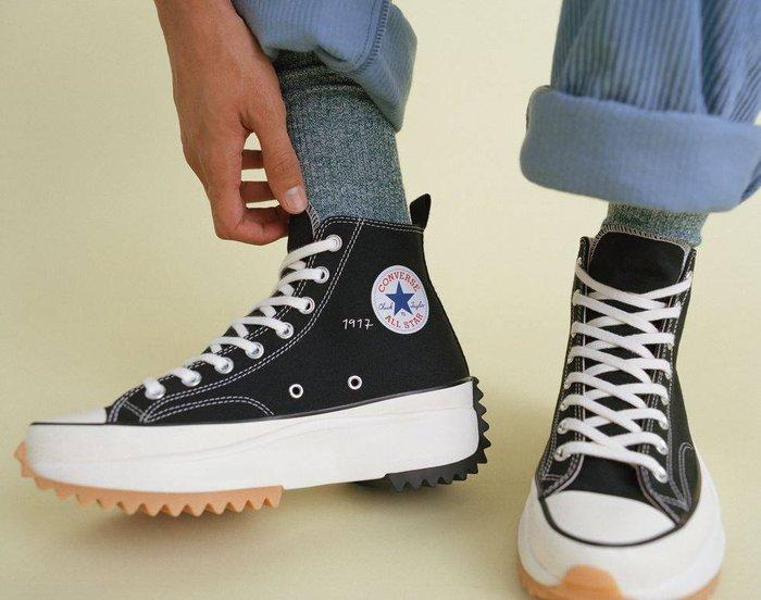 Converse x JW Anderson Run Star Hike