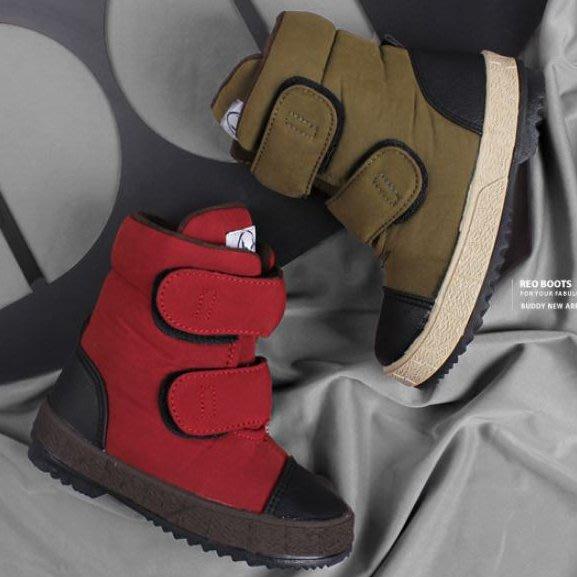 『※妳好,可愛※』韓國童鞋 Buddy~ 正韓 韓國 雪地靴 韓國雪靴  韓國靴子 兒童靴子 童靴 雪靴