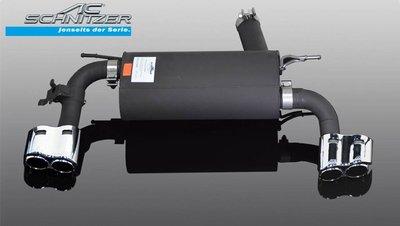 【樂駒】AC Schnitzer BMW 4er F32 F33 F36 435i 尾段 排氣管 四出 鍍鉻 效能 升級