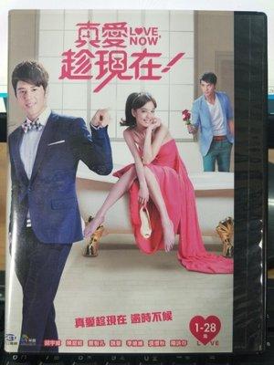 影音大批發-二手DVD-台劇-011【真愛趁現在 全72集11碟】-胡宇威 陳庭妮(直購價)