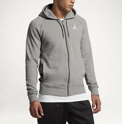 Air Jordan Nike 823064-063 灰色 連帽外套 保證 全新 正品