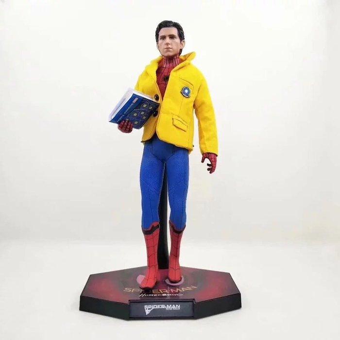 Crazy toys 復仇者聯盟 蜘蛛人 返校日 離家日 marvel雕像 12寸