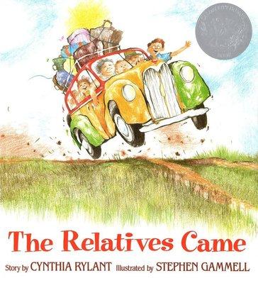 *小貝比的家* THE RELATIVES CAME/平裝/3~6歲/美國凱迪克銀牌獎