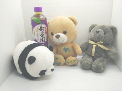 二手娃娃機夾到的絨毛娃娃玩偶熊貓熊熊