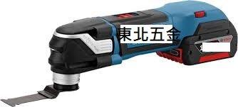 附發票(東北五金)德國 BOSC GOP 18 V-28 充電式多功能魔切機(單主機 附系統工具箱)) 磨切機