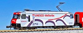 [玩具共和國] KATO 3101-3 アルプスの機関車 Ge4/4-III <ユネスコ塗色>
