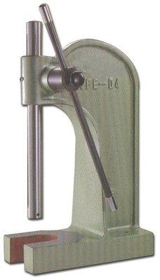 手壓沖床、手壓台 (圓軸式) D-4