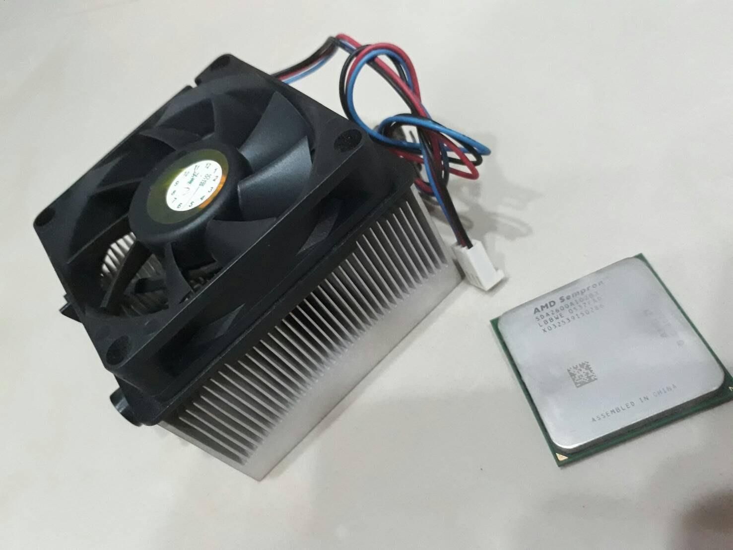 台中,太平,大里電腦維修 - 中古 AMD 754 2600+ (CPU + 風扇/限自取)
