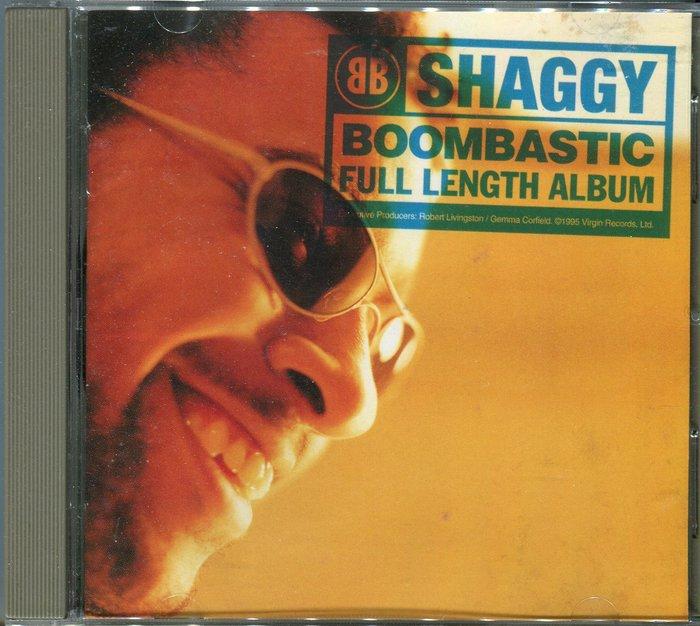 【塵封音樂盒】夏奇 Shaggy - Boombastic