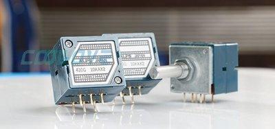 小白的生活工場*ALPS-27(阿爾卑斯)100K 梅花手柄 電位器 (大藍殼)