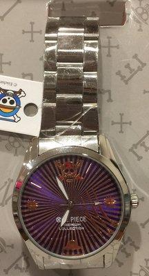 4165本通 海賊王手錶-紫