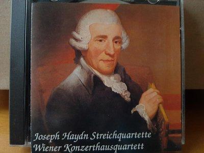 Wiener Konzerthausquartett,Haydn S.qt No.78-80,維也納音樂廳四重奏團,演繹海頓弦樂四重奏第78-80號