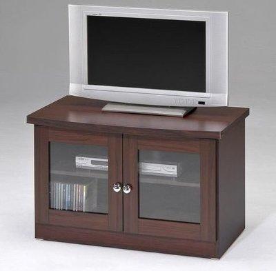 桃園國際二手貨中心 -- 2.7尺電視收納櫃 共兩色可選
