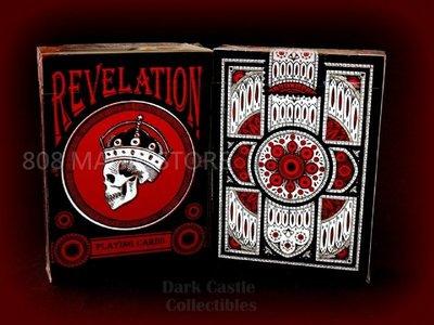 [808 MAGIC]魔術道具 Revelation Deck