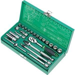 ☆台南PQS☆ Pro'sKit寶工 1/4吋23件套筒工具組 SK-22301M DIY工具 汽車保養 機車工具