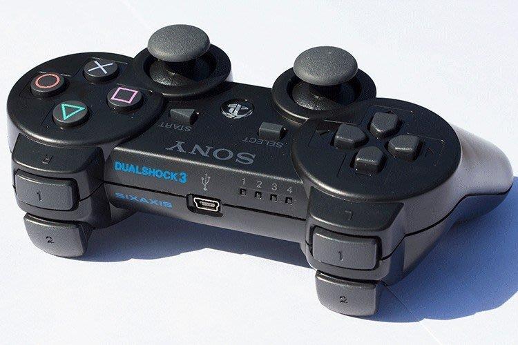 現貨 全新 PS3  手把+連接充電線   副廠   藍芽無線震動 六軸震動 搖桿 PS3控制器 手柄