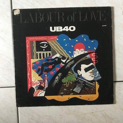 ~春庄生活美學小舖~2手黑膠LP      UB 40/LABOUR OF LOVE 英版