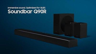 現貨 Samsung HW-Q90R K950 Soundbar 7.1.4 Dolby 三星最新頂級聲霸 無線環繞