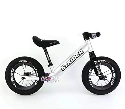 Gipsy 滑步車 碳纖維改裝前叉 適用:strider pro
