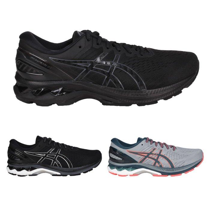 ASICS GEL-KAYANO 27 男慢跑鞋-4E(免運 寬楦 亞瑟膠 亞瑟士【02018434】≡排汗專家≡