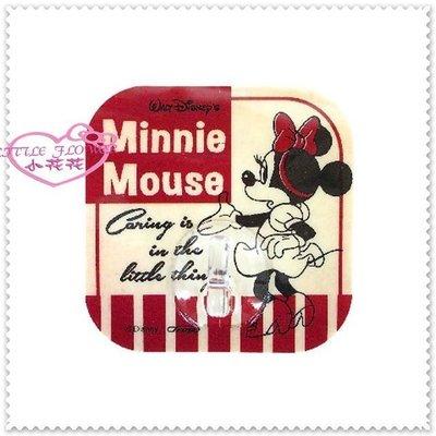 小公主日本精品 Hello Kitty 米妮 廚房浴室 磁磚玻璃光滑面 掛勾 掛鉤33152509