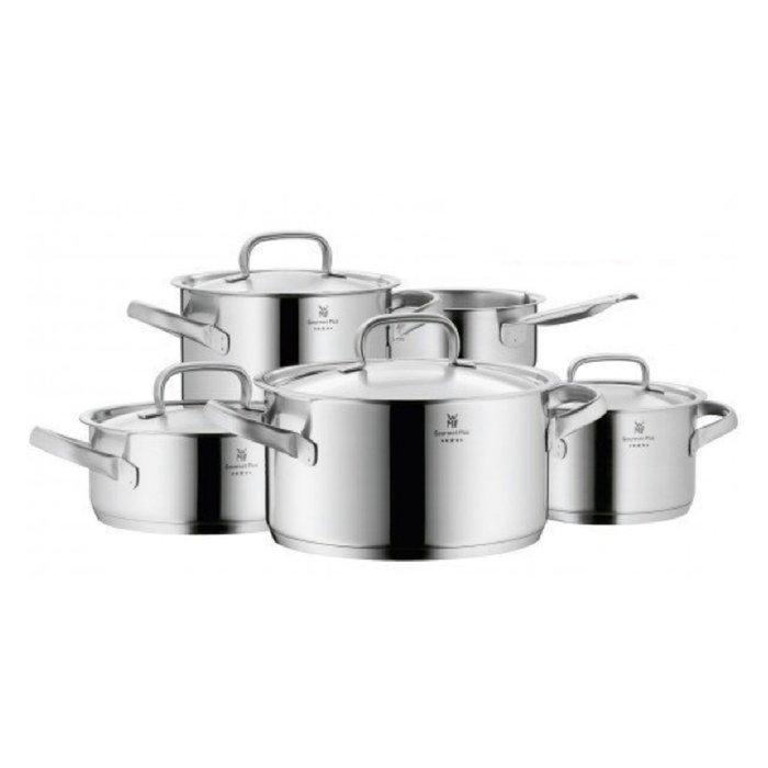 德國 WMF 不鏽鋼鍋 五件組