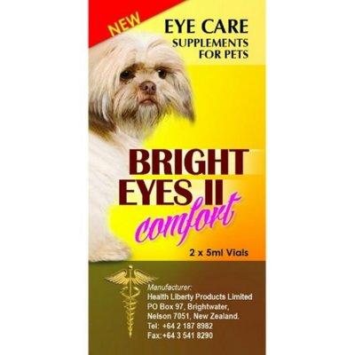 ☃呣呣☃睛亮 Bright Eyes || 寵物睛亮滴劑 5ml *2瓶